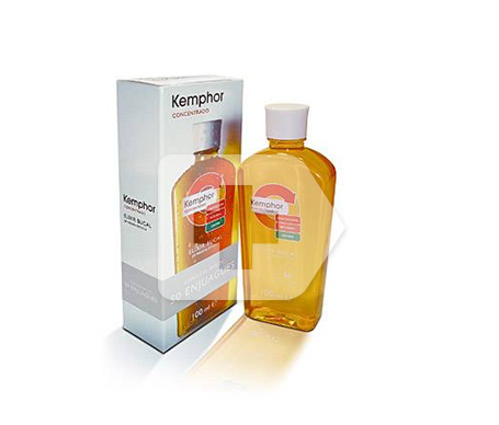 Kemphor enjuague bucal 500ml