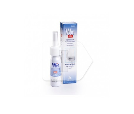 Wet gel con aplicador nasal 20ml