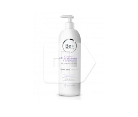 Be+ gel baño sin jabón 400ml