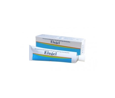 Elugel gel gingival 40ml