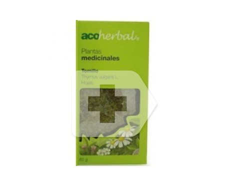 Acoherbal tomillo 65g