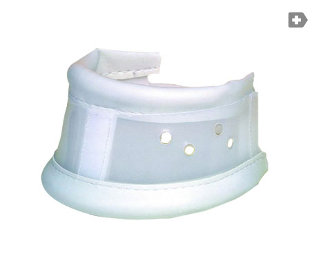 Prim collarín cervical recto blanco T-M