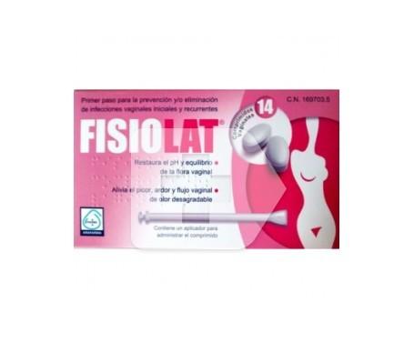 ... de la Mujer Flora Vaginal Fisiolat comprimidos vaginales 250mg X 14uds: http://www.promofarma.com/fisiolat-comprimidos-vaginales-250mg-x-14uds
