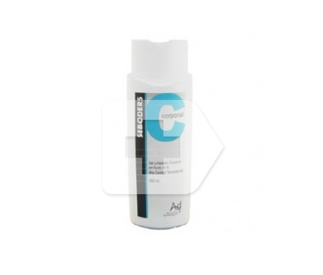 Seboders corporal gel 400ml