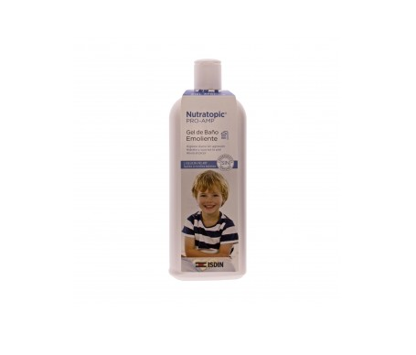 Nutratopic® Pro-Amp gel de baño 400ml