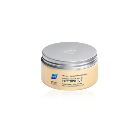 Phytocitrus mascarilla regenerante luminosidad y color 200ml