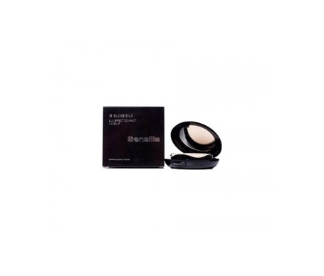 Sensilis Sublime Silk Make Up crema tono negro 11ml