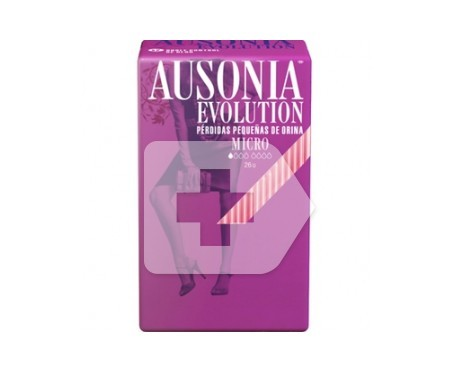 Ausonia® Evolution compresa micro 26uds