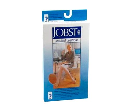 Jobst media larga (A-F) compresión normal beige claro talla 6