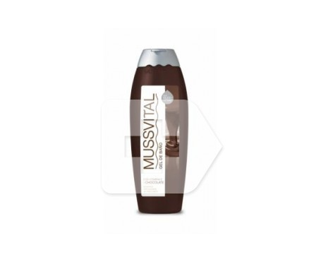 Mussvital gel chocolate y vitamina E 750ml