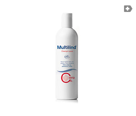 Multilind® champú suave 400ml