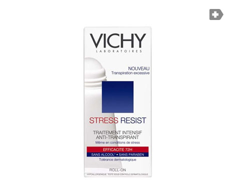 Vichy Stress Resist tratamiento intensivo antitranspirante 72h 30ml