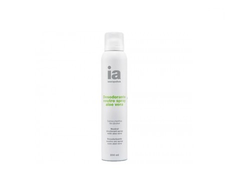 Interapothek desodorante spray neutro aloe vera 200ml