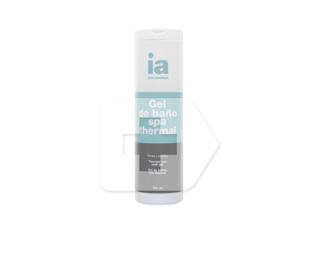Interaphotek Spa Thermal gel de baño 750ml