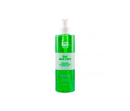 Interapothek gel hidratante puro aloe vera 250ml