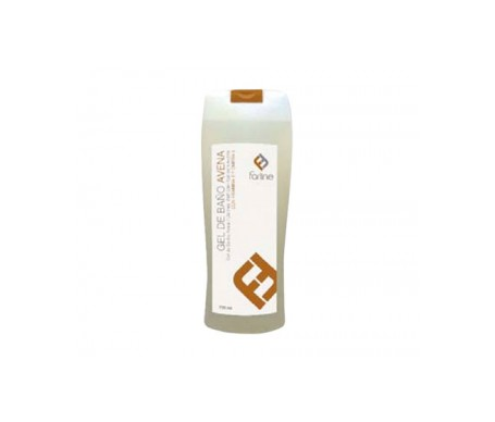 Farline gel de baño avena 750ml