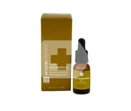 Segle Clinical Enzimatical sérum 15ml