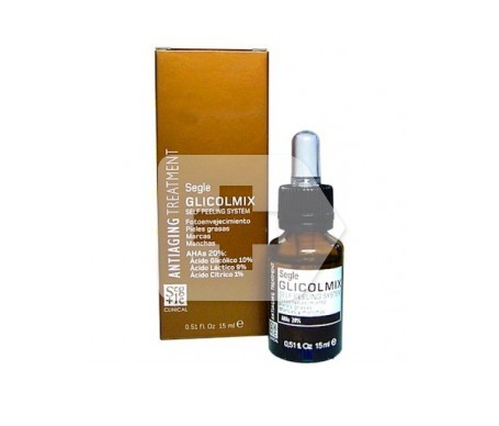 Segle Clinical Glicolmix sérum 15ml