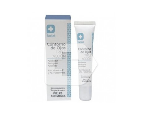Contorno De Ojos Triple Accion 15 Ml