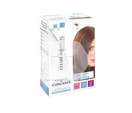 Colour Clinuance 5.34 castaño claro luminoso
