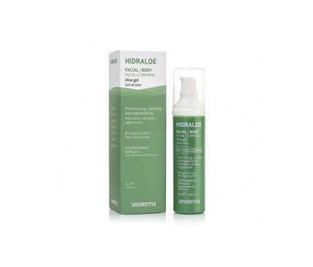 Hidraloe gel aloe 60ml