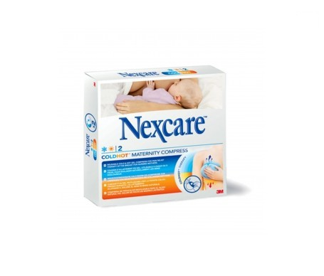 Nexcare® ColdHot Maternity Compress 2uds