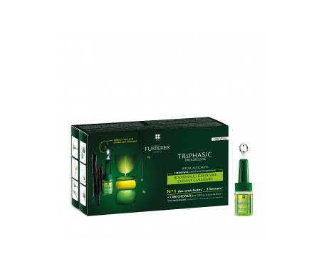René Furterer Triphasic VHT 8 frascosx5,5ml