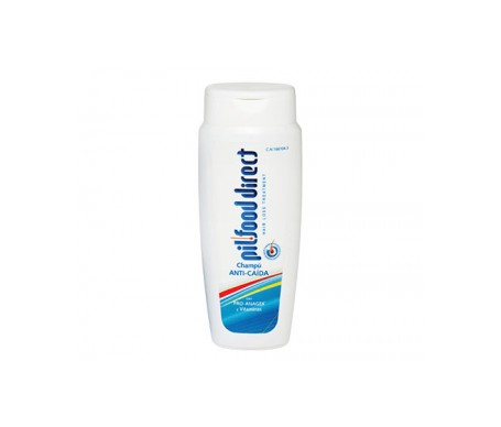 PilFood Direct champú anticaída 200ml