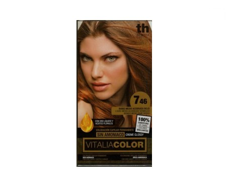 TH Vitalia Color kit N7.46