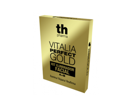 TH Pharma Perfect Gold kit iluminador 2x2ml