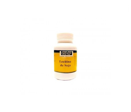GHF Lecitina 730mg 450 perlas