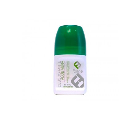 Farline desodorante aloe vera roll on 50ml