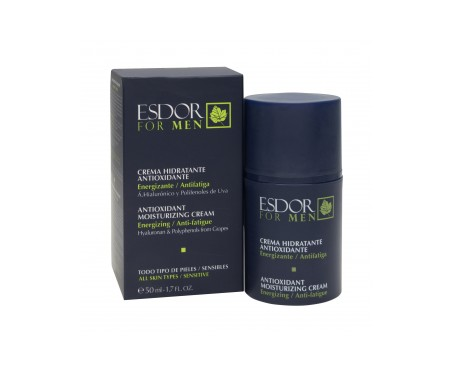 Esdor For Men crema hidratante antioxidante 50ml