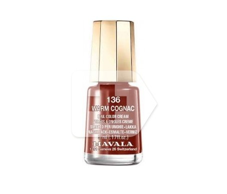 Mavala esmalte Warm Cognac (color 136) 5ml