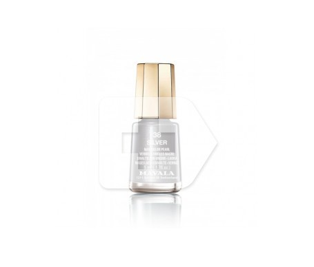 Mavala esmalte Silver (color 38) 5ml