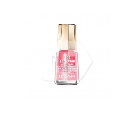 Mavala esmalte Arty Pink (color 104) 5ml