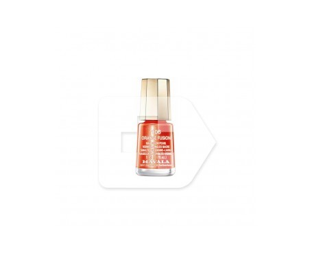 Mavala esmalte Orange Fusion (color 106) 5ml