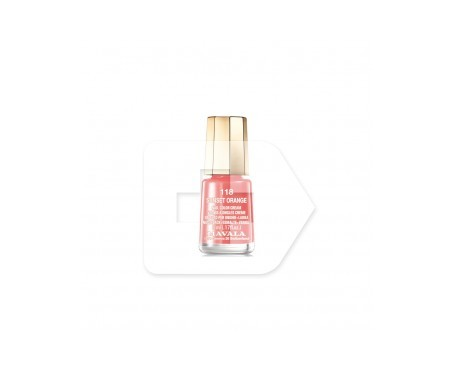 Mavala esmalte Sunset Orange (color 118) 5ml