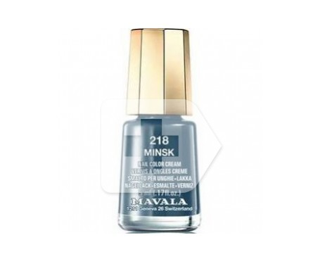 Mavala esmalte Minsk (color 218) 5ml