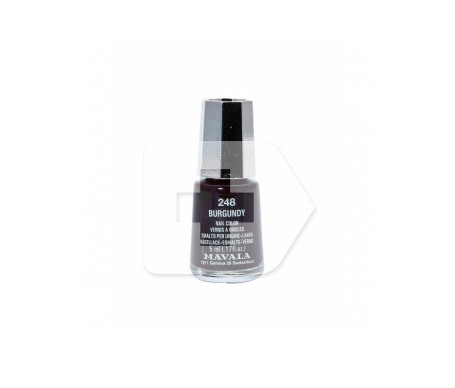 Mavala esmalte Burgundy (color 248) 5ml