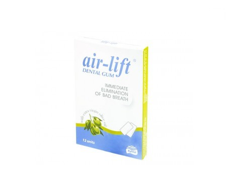 Air-lift chicles dentales 12uds