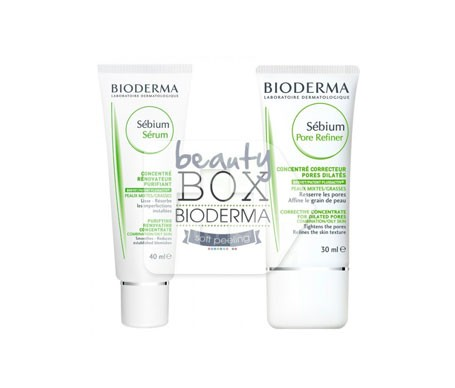 Bioderma Sébium Pore Refiner 30ml + Sébium Sérum 40ml