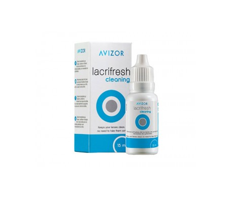 Avizor Lacrifresh Cleaning Drops 15ml
