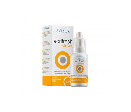 Avizor Lacrifresh Moisture Drops 15ml