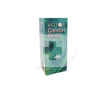 Avizor Lacrifresh Comfort Drops 15ml