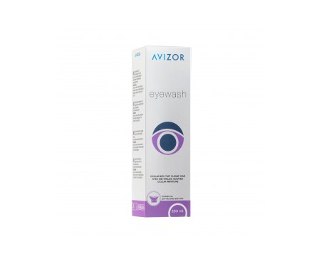 Avizor Eyewash 250ml
