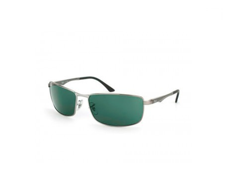 Ray-Ban RB3498 Green Classic 64mm lente
