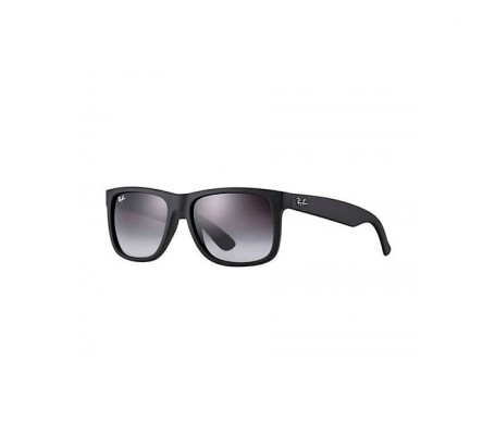 Ray-Ban Justin Gris Degradada 55mm lente