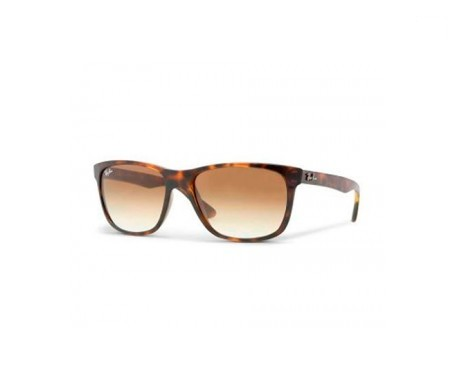 Ray-Ban RB4181 Marrón Claro Degradada 57mm lente