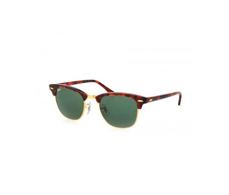 Ray-Ban Clubmaster Classic Verde Clásica G-15 49mm lente